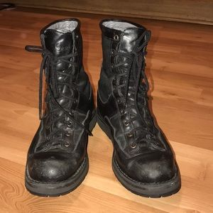 Danner Gore-tex black leather boots size 9.5